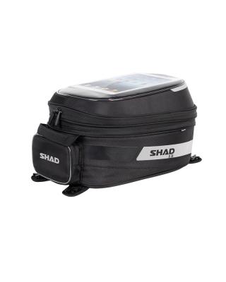 SHAD Tank Torba - Big Tank Bag SL35B - trakovi ali magneti