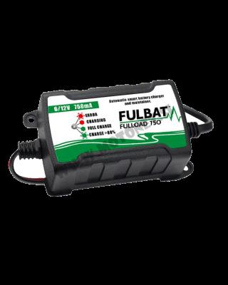 FULBAT FULLOAD 750 POLNILEC- vzdrževalec AKUMULATORJA