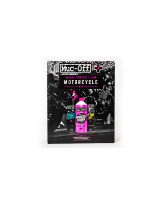 Motorcycle clean protect and lube kit MUC-OFF 672