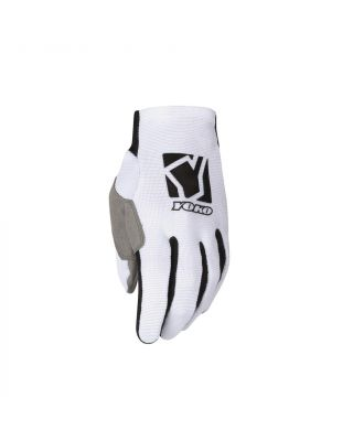 YOKO motocross rokavica SCRAMBLE bela
