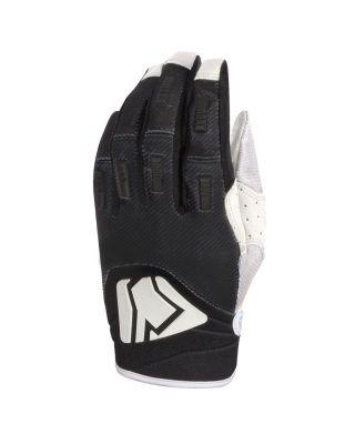 YOKO motocross rokavica KISA črno/bela