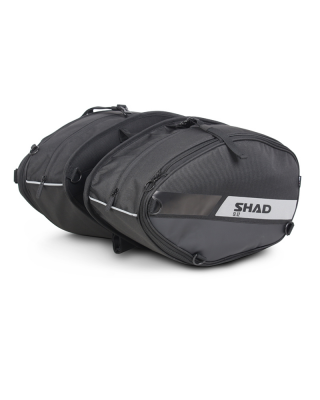 "SHAD Stranske torbe SL52 ""saddle bag"" - mehke"