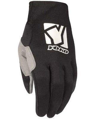 YOKO motocross rokavica SCRAMBLE KIDS črna