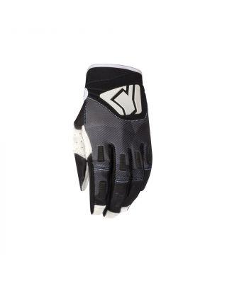YOKO motocross rokavica KISA KIDS črno/bela