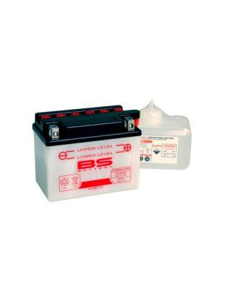Konvencionalen akumulator (priložena kislina) BS-BATTERY 6N4-2A-4 Kislina priložena
