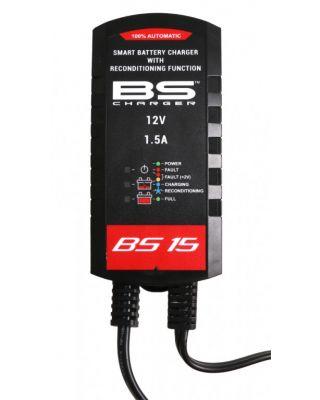 Polnilec za Akumulator BS-BATTERY SMART BS15 12V 1500mA