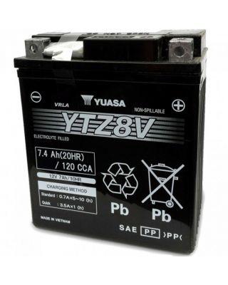 Akumulator YUASA YTZ8V