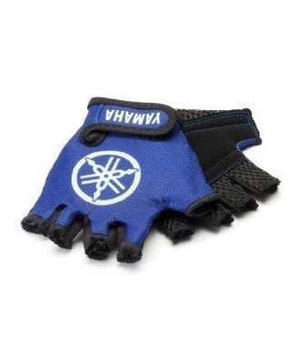 Kids Gloves Racing Blue