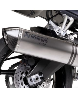 Izpuh Akrapovič FZ1-Serija Slip-on Titanium