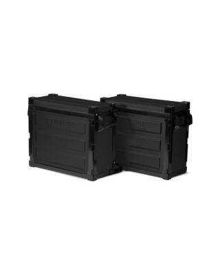 Aluminium Side Cases XT660Z Ténéré YME-BLCK