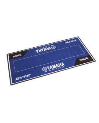 Podloga z logotipom Yamaha Racing YME-BLUE
