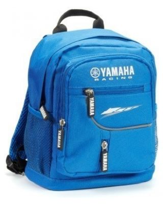 Kids Backpack Racing Blue