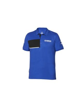 Ženska pique polo majica Paddock Blue blue/black,XL