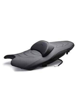 Ogrevan in udobno zasnovan sedež