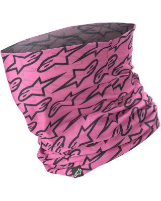Alpinestars ovratnica Neck Tube pink/black