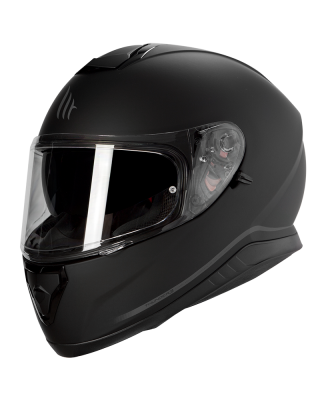 MT integralna čelada THUNDER 3 SV črna mat